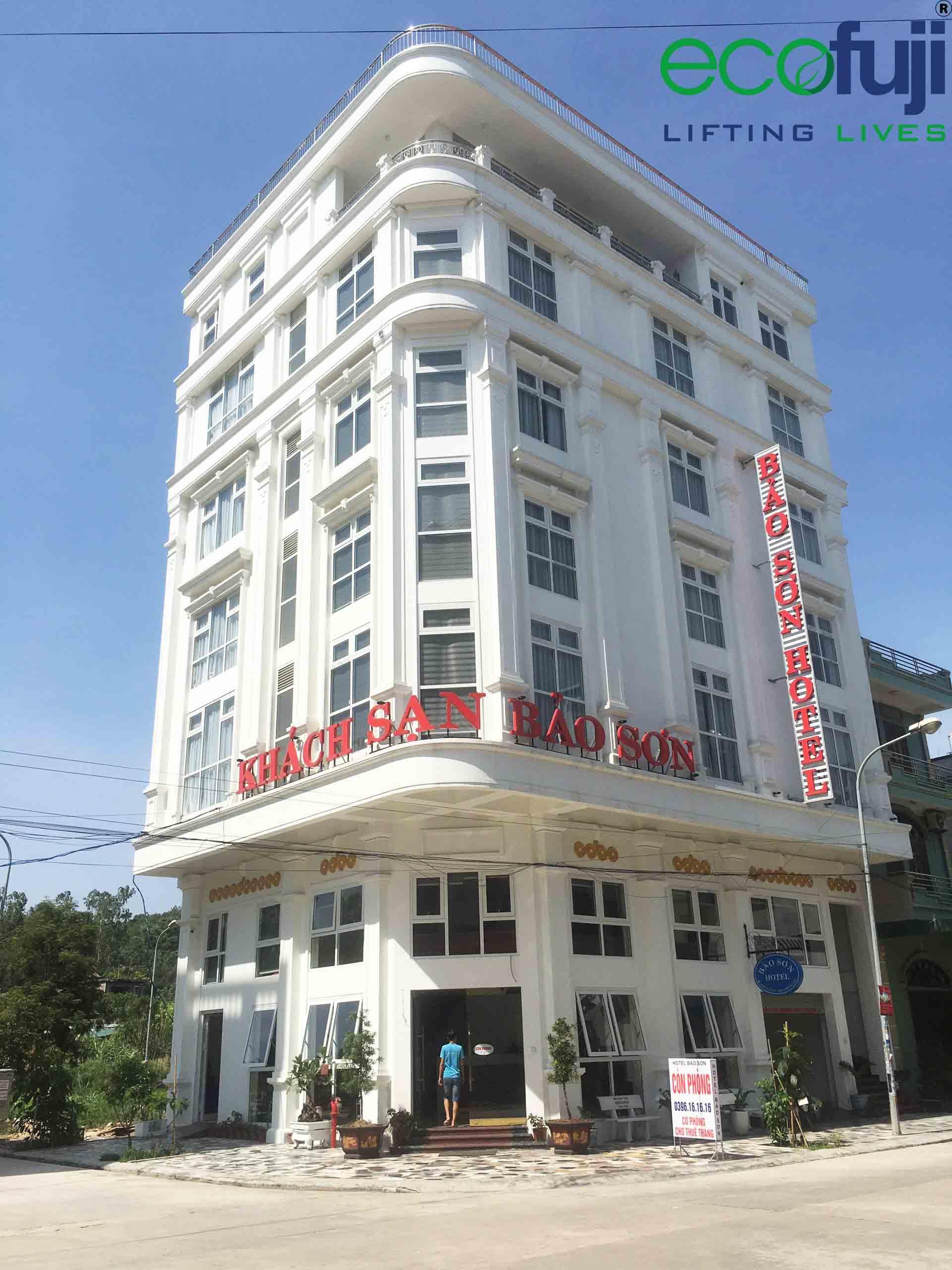 Khách sạn Bảo Sơn - Bãi Cháy- Hạ Long- Quảng Ninh