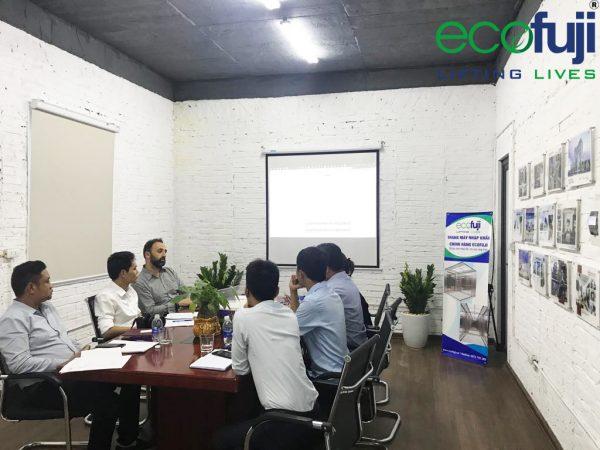 Đào tạo kỹ thuật Ecofuji